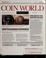 Coin World [08/10/2015]