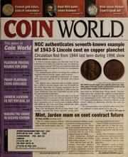 Coin World [08/11/2008]