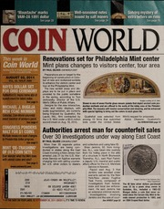 Coin World [08/22/2011]