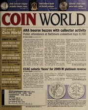 Coin World [08/25/2008]