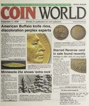 Coin World [09/11/2006] (pg. 87)