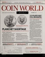 Coin World [09/14/2015]