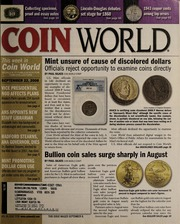 Coin World [09/22/2008]