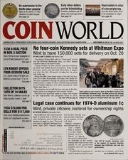 Coin World [09/22/2014]
