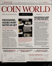 Coin World [09/21/2015]