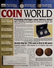 Coin World [09/23/2013]