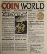 Coin World [09/24/2007]