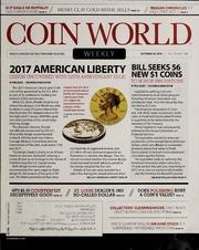 Coin World [10/10/2016]