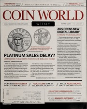 Coin World [10/12/2015]