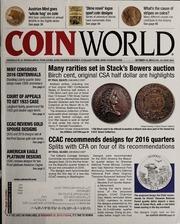 Coin World [10/13/2014]