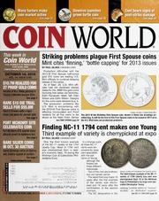 Coin World [10/14/2013]