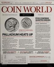 Coin World [10/16/2017]