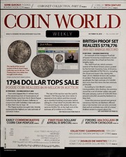 Coin World [10/19/2015]