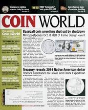 Coin World [10/21/2013]