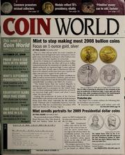 Coin World [10/27/2008]