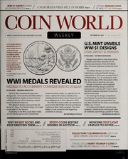Coin World [10/30/2017]