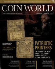 Coin World [11/01/2017]