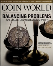 Coin World [11/01/2017] (pg. 41)