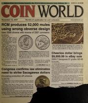 Coin World [11/12/2007]
