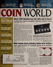 Coin World [11/14/2011]