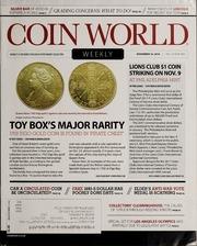 Coin World [11/14/2016]