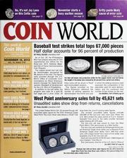 Coin World [11/18/2013]