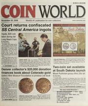 Coin World [11/20/2006]
