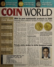Coin World [11/24/2008]