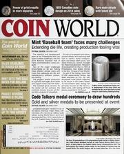 Coin World [11/25/2013]