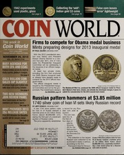 Coin World [11/26/2012]