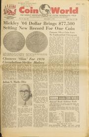 Coin World [11/4/1970]