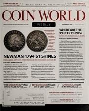 Coin World [12/08/2014]