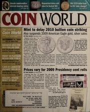 Coin World [12/14/2009] (pg. 68)