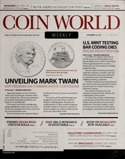 Coin World [12/14/2015]