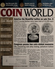 Coin World [12/20/2010]