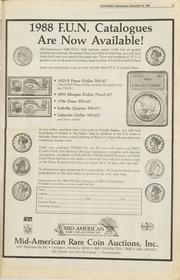 Coin World [12/23/1987] (pg. 85)