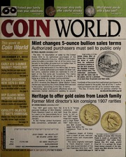 Coin World [12/27/2010]