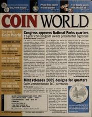 Coin World [12/29/2008]