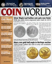 Coin World [12/30/2013] (pg. 68)