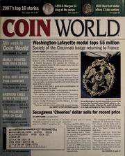 Coin World [12/31/2007]