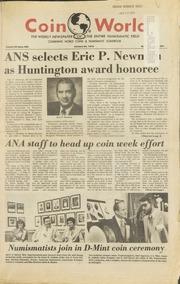 Coin World [1/24/1979]