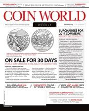 Coin World [01/08/2018]
