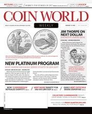 Coin World [01/15/2018]