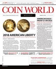 Coin World [01/22/2018]