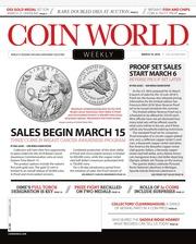 Coin World [03/19/2018]