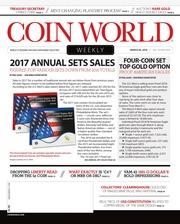 Coin World [03/26/2018]