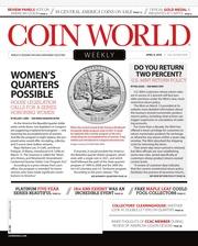 Coin World [04/09/2018]