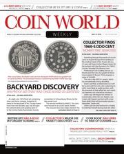 Coin World [05/21/2018]