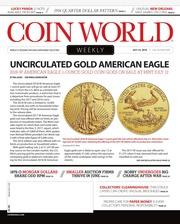 Coin World [07/23/2018]