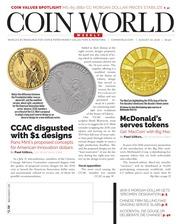 Coin World [08/20/2018]